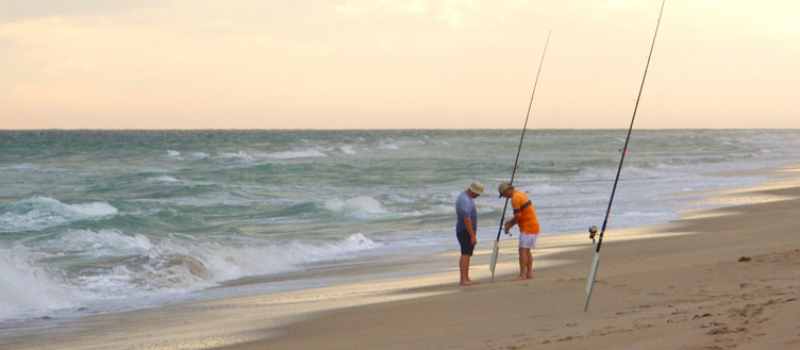 Outer banks fishing obx beach access for Do you need a fishing license on a pier