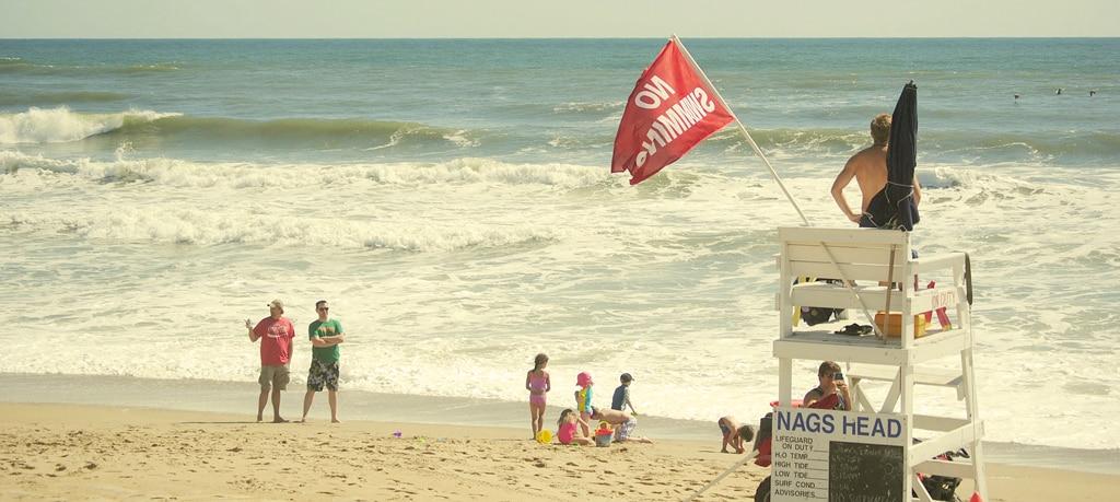 obx beach access