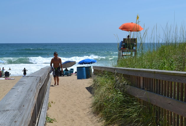 Third Street OBX Beach Access