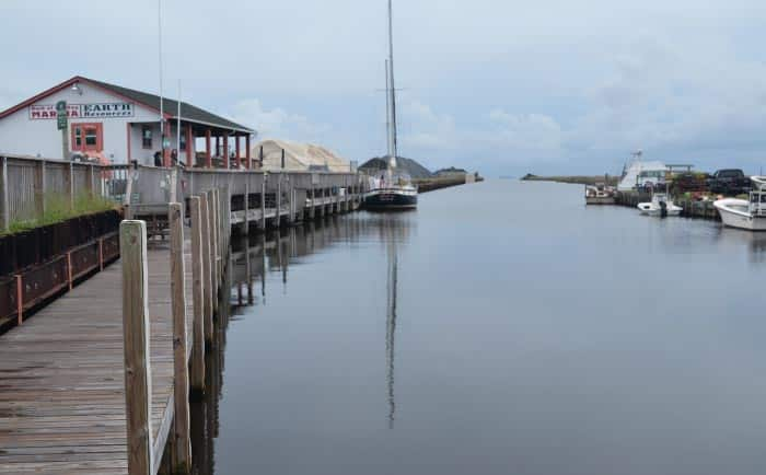 Public Sound Access - Bob Perry Rd. / Kitty Hawk Bay - Dock of the Bay Marina