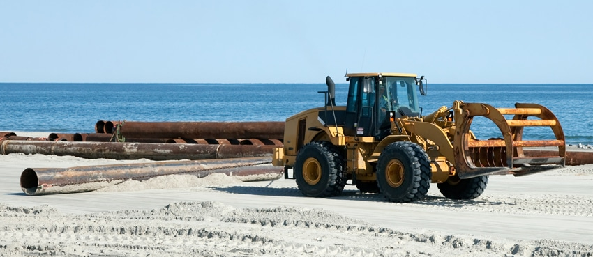 outer banks beach nourishment