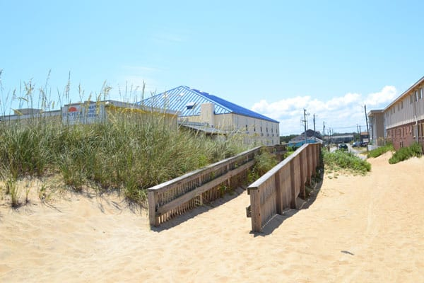 third street beach access