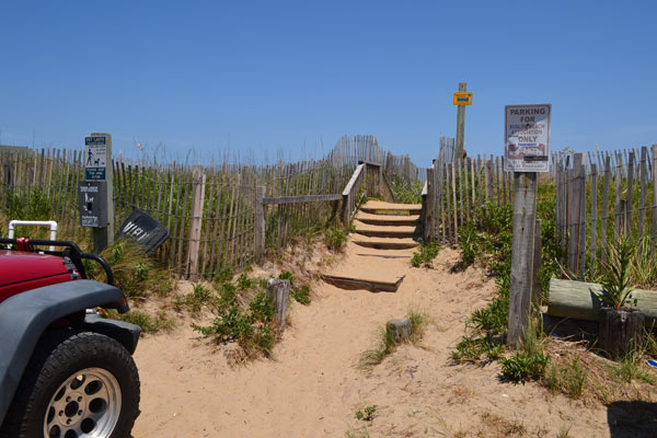 avalon beach access