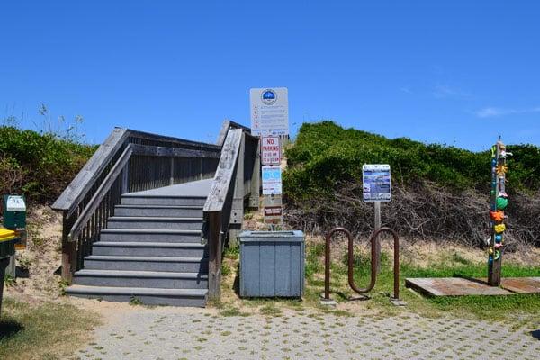 bittern street beach access