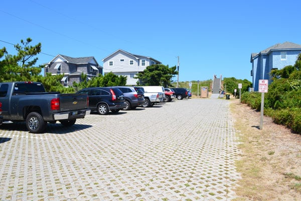blackman street beach access