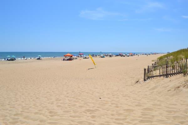epstein beach access