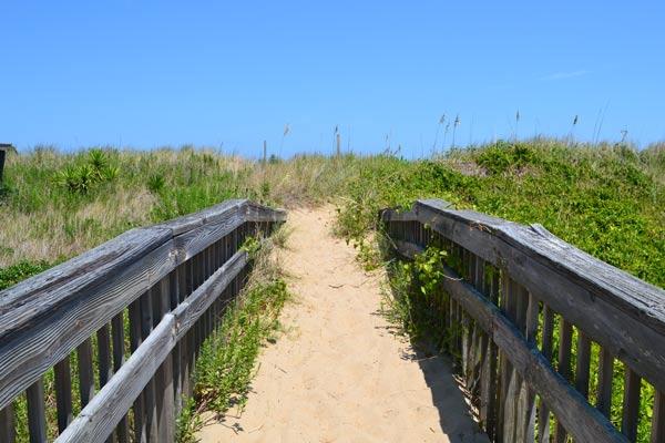 fourth st beach access