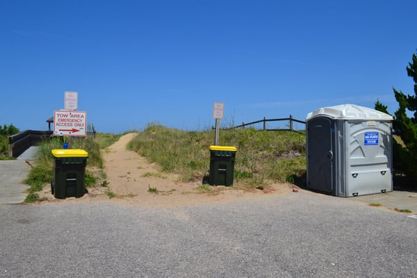 raleigh avenue beach access