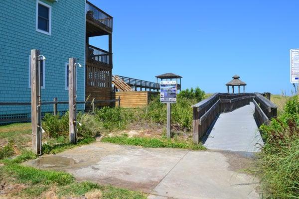 raleigh beach access