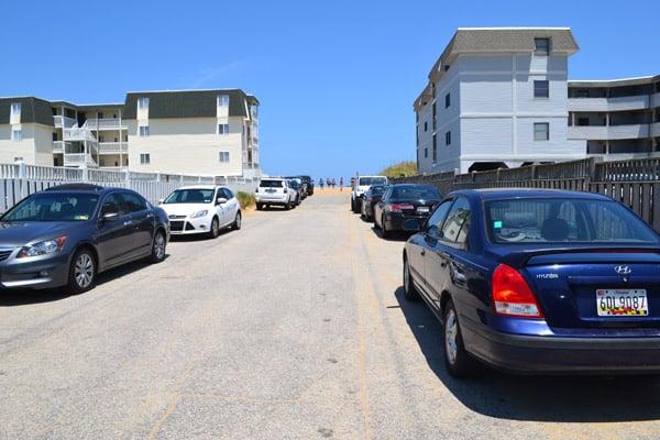 2nd street beach access