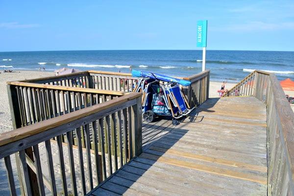 albacore beach access corolla
