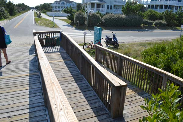 albacore street beach access