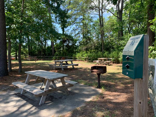 kitty hawk picnic area