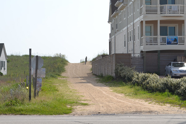 lake street access